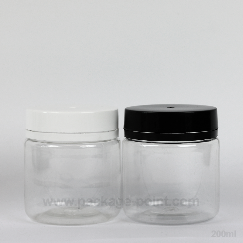 200ml Plastic Jar