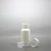 60ml Cylindrical Boston HDPE Bottle