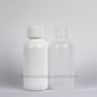 125 ml Cylindrical Boston HDPE Bottle