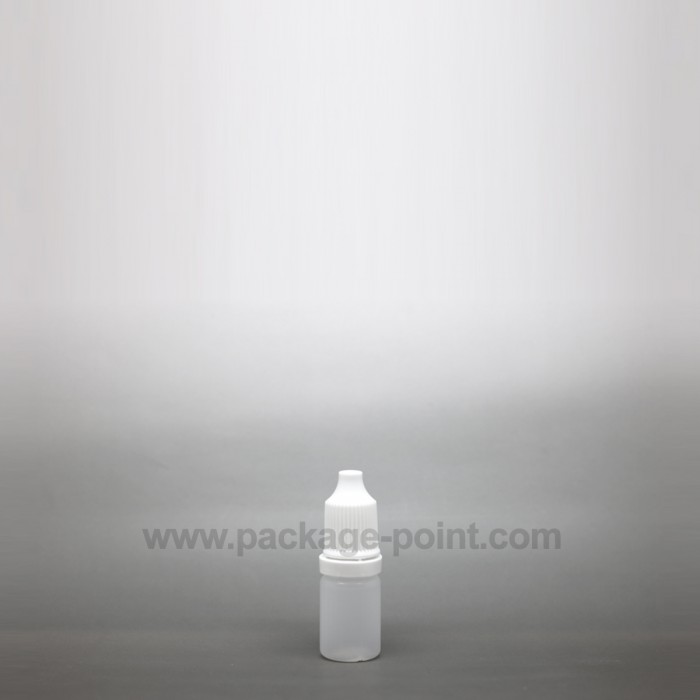 5 ml Dropper HDPE Bottle
