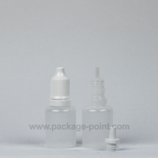 15 ml Dropper LDPE HDPE Bottle