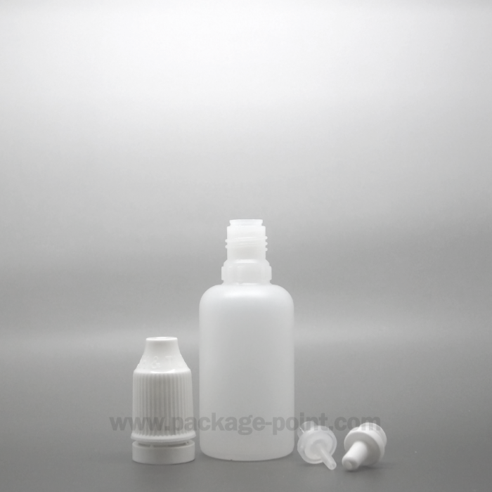 50 ml Dropper HDPE Bottle