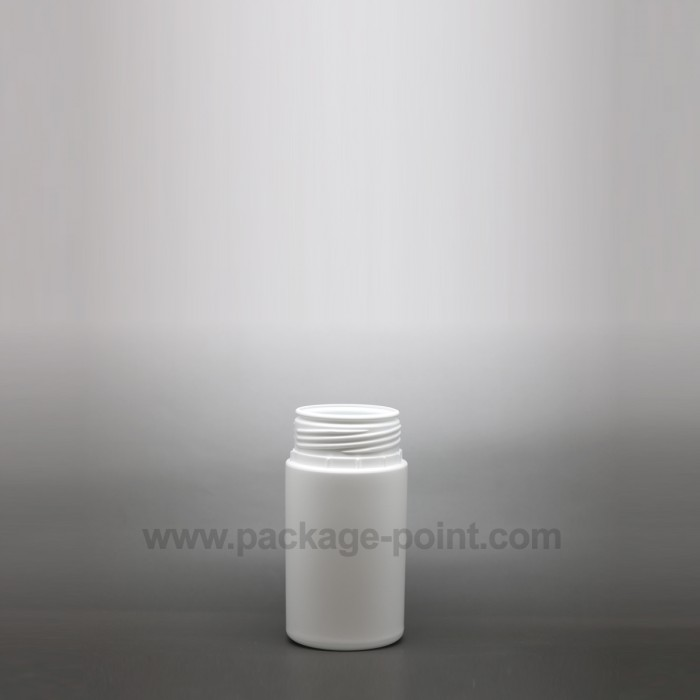 125 ml Pill HDPE Bottle