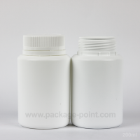 200 ml Pill HDPE Bottle