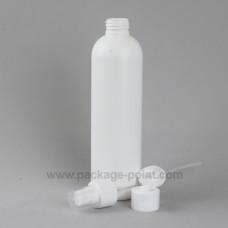 250ml Cylindrical Tall Boston HDPE Bottle