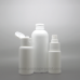 50ml Cylindrical Boston HDPE Bottle