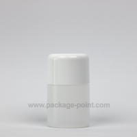 60ml  Cylindrical HDPE Bottle for Special Caps