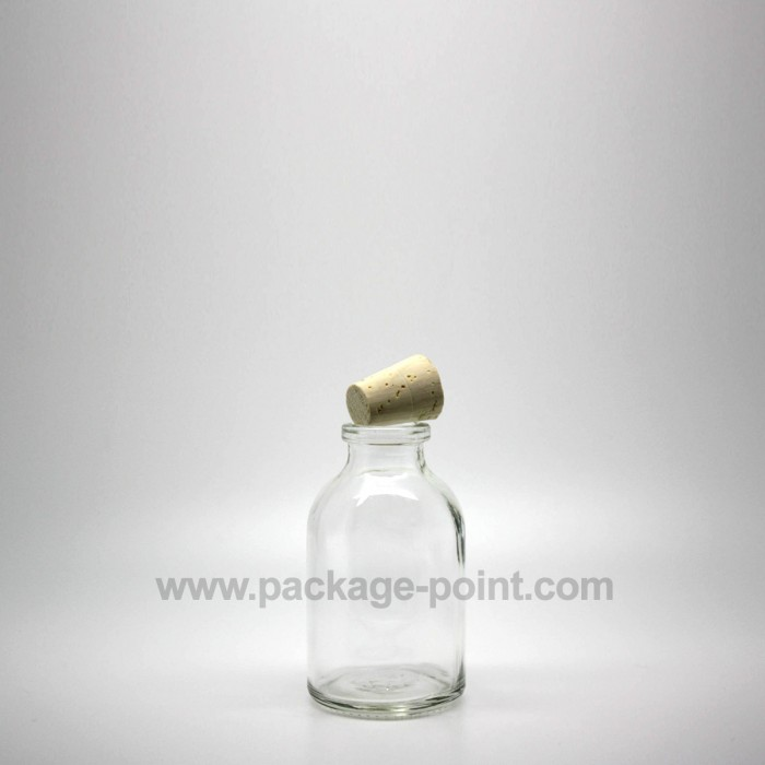 30ml Old Pharmacy Glass Bottle
