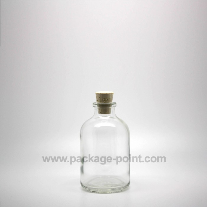 50ml Old Pharmacy Glass Bottle
