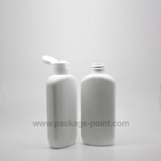 100ml Hands Gel Bottle White PET