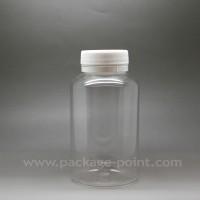 200ml Pill Bottle plastic PET