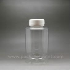 250ml Pill Bottle plastic PET
